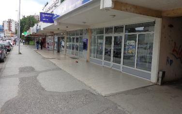 Kafana Korzo u centru Berana