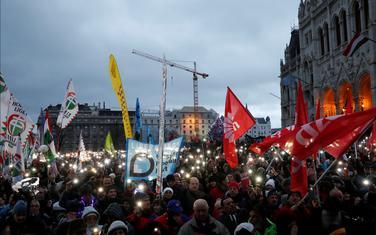 Danas u Budimpešti