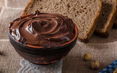 Čokoladni namaz (ilustracija)