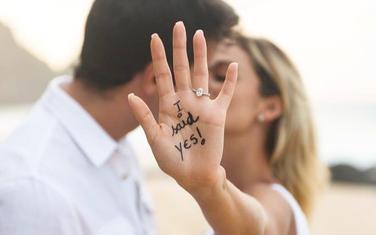 Srećni par objavio sliku na Instagramu