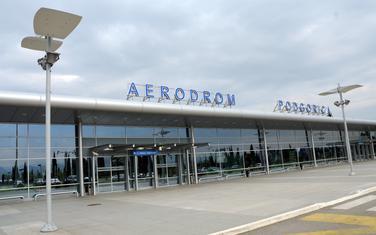 Za džip traže posebne dodatke za vožnju po strmini: Aerodrom Podgorica