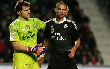Ponovo zajedno: Iker Kasiljas i Pepe