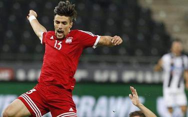 Povratak u matični klub: Andrija Kaluđerović