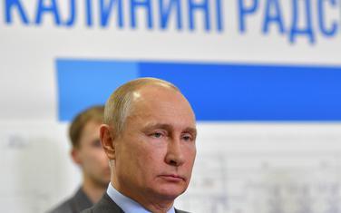Putin danas u Kalinjingradu