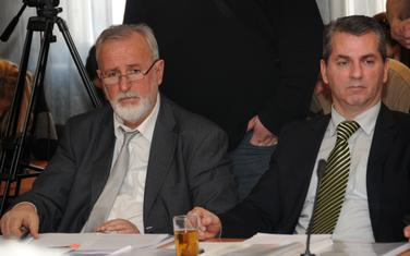 Zoran Sekulić i Šaleta Đurović