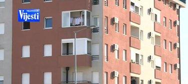 Zgrada, stanovi, Podgorica