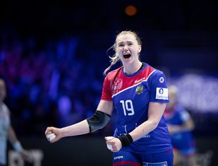 Ženska rukometna reprezentacija Rusije