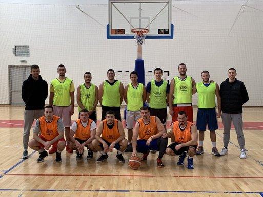 Košarkaški tim, DIF