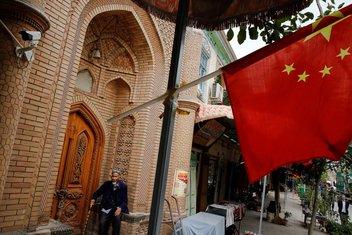 Grad Kašgar, Kina