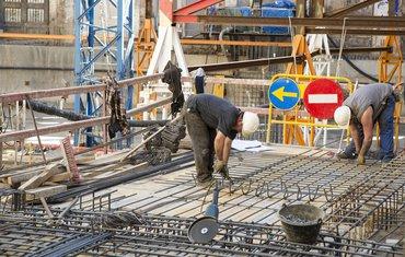 gradnja, radnici