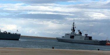 NATO brodovi
