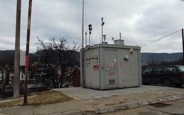 Mjerna stanica na Gagovića imanju