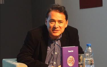 Na promociji romana M. Savića