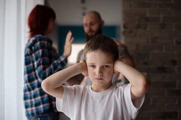razvod, porodica, roditelji