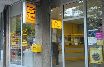 Pošta Crne Gore