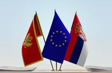 Crna Gora, EU, Srbija