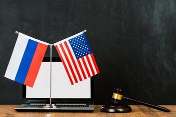 Rusija, SAD, sud