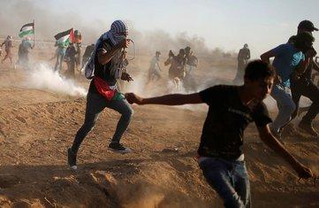 protesti Gaza