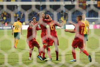 Crna Gora fudbal