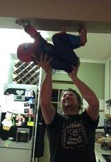 dijete pauk i otac