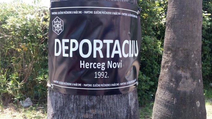godišnjica deportacije muslimana Herceg Novi