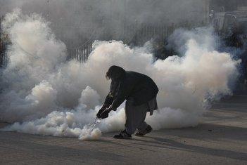 Protesti pakistanskih islamista