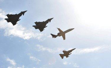 Avioni, Ministarstvo odbrane