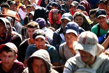 Meksiko migranti