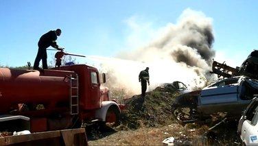 požar Podgorica