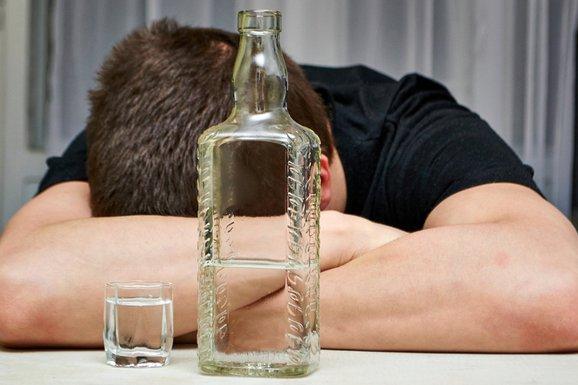 Alkohol, trovanje