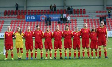 Kadetska ženska fudbalska reprezentacija Crne Gore