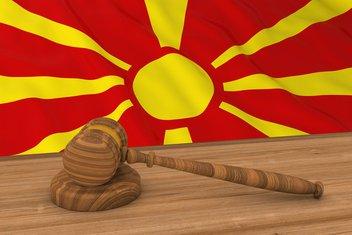 Makedonija, sud