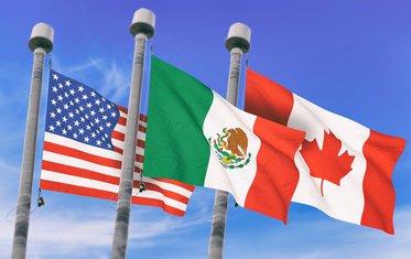 SAD, Meksiko, Kanada
