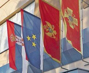 Nacionalni savjet Crnogoraca sjedište zastave