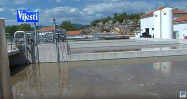 Sistem za prečišćavanje otpadnih voda, Nikšić