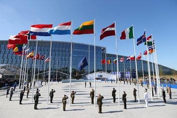 NATO sjedište DUŠKO MARKOVIĆ