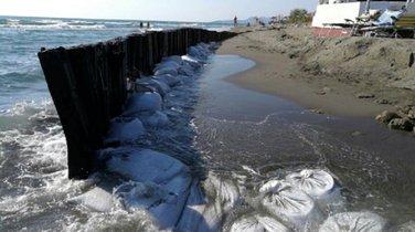 rijeka Bojana, uklanjanje pijeska