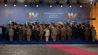 NATO Vojni komitet, Varšava