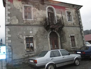 Stari sud, Kolašin
