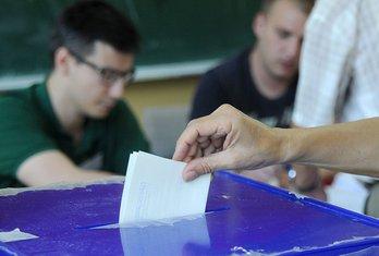 kolegijum, glasanje