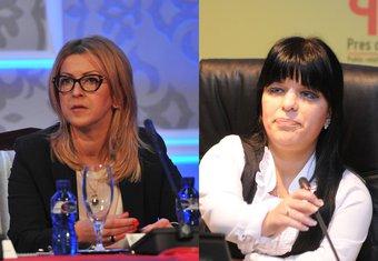 Suzana Pribilović, Marina Vujačić