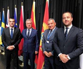 Dragutin Papović, Obrad Stanišić, Milorad Vuletić, Andrija Nikolić