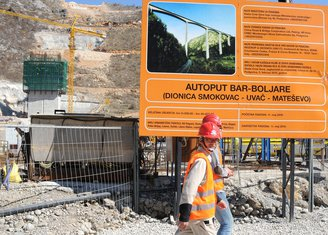 autoput Bar-Boljare