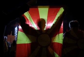Makedonija protivnici referenduma