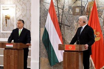 Viktor Orban, Duško Marković