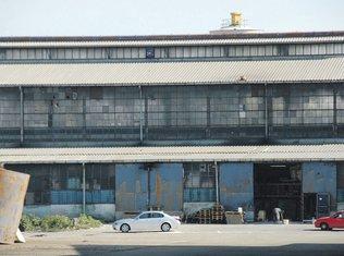 Radoje Dakić, bivša fabrika