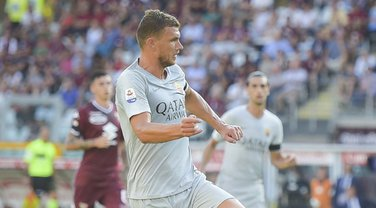 Edin Džeko AS Roma