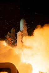 Satelit BepiKolombo, lansiranje