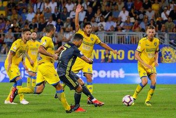 Kristijano Ronaldo Frozinone - Juventus