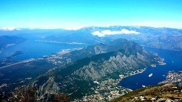 Boka Kotorska, vremenska prognoza, sunčano
